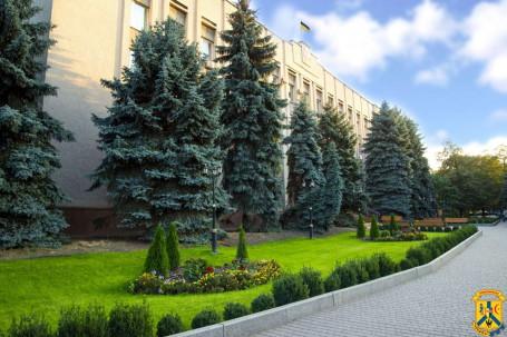 Людмила Дромашко провела щотижневу нараду за участю заступників та начальників окремих управлінь