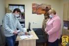 Міський голова відвідала відділення відновлювального лікування комунального підприємства «Первомайський міський центр первинної медико-санітарної допомоги»