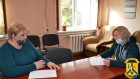 Міський голова здійснила виїзний прийом громадян в мікрорайоні квартального комітету прилеглого до КП «Комунсервіс»