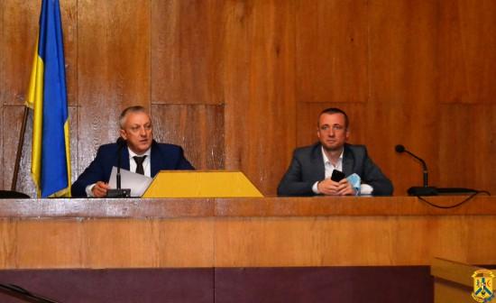 Міський голова Олег Демченко провів першу розширену апаратну нараду з керівниками управлінь та служб міської ради
