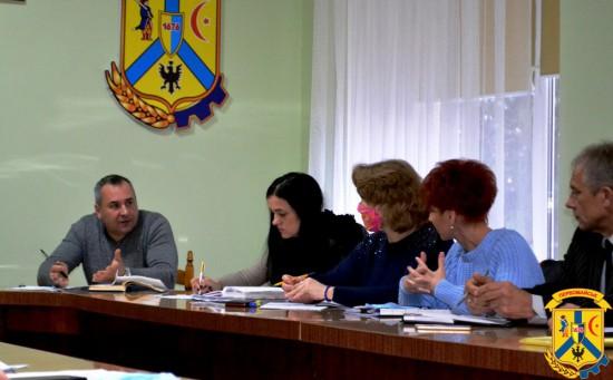 Заступник міського голови провів перше засідання комісії з реорганізації
