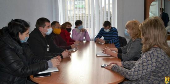 Обмін досвідом - місто Первомайськ відвідала делегація з Вознесенська