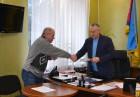 Підписано Меморандум про взаємодію і співробітництво між Первомайською міською радою та Первомайським міським товариством ветеранів Афганістану