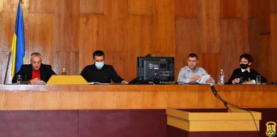 Відбулось ІІ пленарне засідання 2 чергової сесії Первомайської міської ради VIII скликання