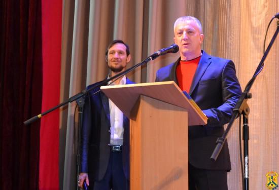 В Центрі культури та дозвілля імені Є. Зарницької відбулися урочисті збори з нагоди Дня місцевого самоврядування