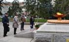 Відбулися урочисті заходи з нагоди відзначення 76-ї річниці визволення міста Первомайська та Миколаївської області від нацистських загарбників