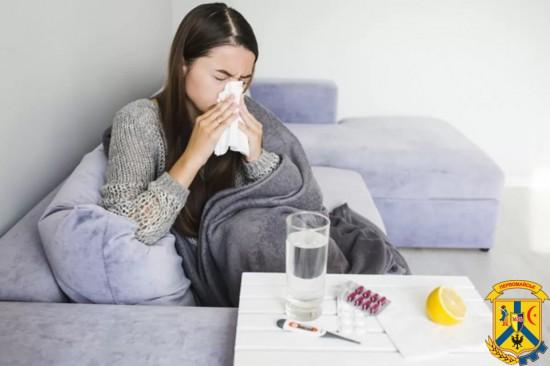 Інформація  про епідемічну ситуацію щодо захворюваності на грип та ГРІ мешканців міста Первомайська за 12 тиждень 2020 року