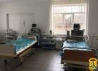 До Первомайської центральної районної лікарні передано маски, медичні костюми, пульсоксіметри, інфузомати