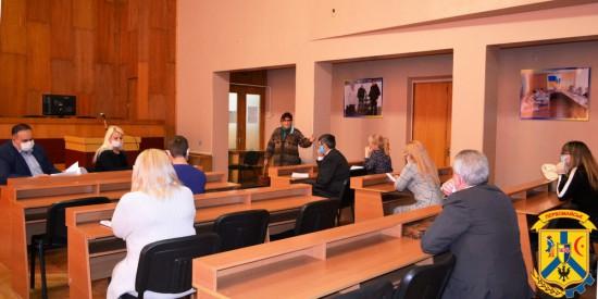 Відбулося засідання адміністративної комісії при виконавчому комітеті міської ради