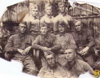 Ветерани, учасники бойових дій  у роки Другої світової війни,  наші земляки, які пройшли випробування війною