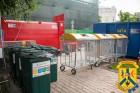 Поводження зі сміттям у місті Первомайську