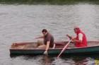 Останні результати лабораторних досліджень проб води річкової