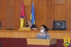 Міський голова провела позачергове засідання виконавчого комітету Первомайської міської ради