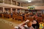 Відбулось пленарне засідання чергової 108 сесії міської ради сьомого скликання