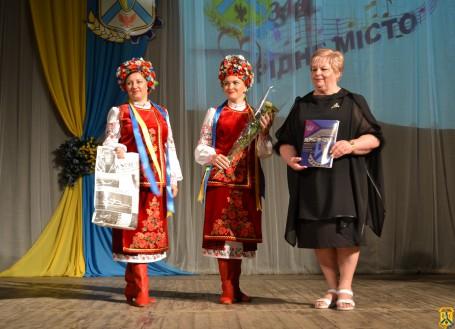 Урочисті збори з нагоди відзначення 344-ї річниці утворення міста Первомайська