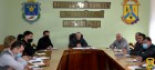 Олег Демченко провів чергову апаратну нараду з керівниками управлінь та служб міської ради