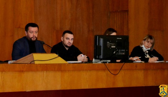 11 лютого 2021 року відбулось пленарне засідання 8 позачергової сесії міської ради VIII скликання