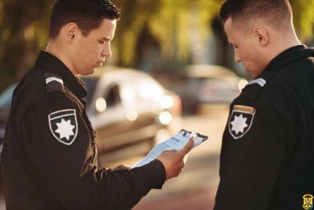 Дільничні офіцери поліціїсектору превенції Первомайського районного відділу поліції