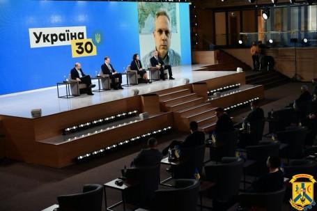 Маттіас Фогель на Всеукраїнському Форумі «Україна 30. Платіжка» розповів про те, як зменшити кількість сміття та відходів