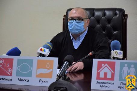 На Миколаївщині близько 7 тисяч осіб буде вакциновано на першому етапі