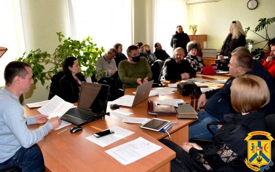 22 лютого 2021 року продовжили роботу постійні комісії міської ради