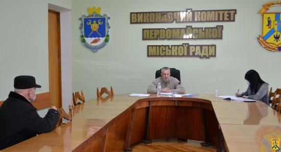 Міський голова Олег Демченко здійснив особистий прийом громадян