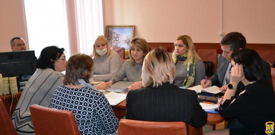 Володимир Рябченко зустрівся з експертом офісу Уповноваженого Президента України з прав дитини Павлом Шульгою