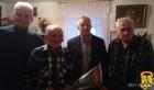 17 березня 2021 року свій 97-й День народження святкував ветеран Великої Вітчизняної війни, житель міста Первомайська Василь Іванович Герасименко