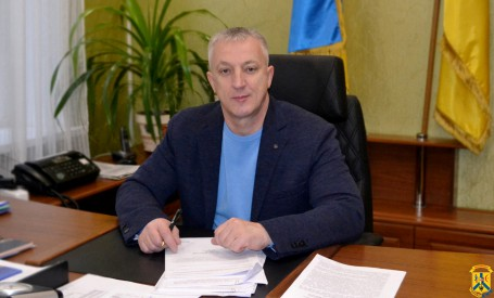 Звернення Первомайського міського голови Олега Демченка до громади щодо дотримання карантинних заходів