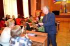 Олег Демченко особисто від щирого серця привітав усіх співробітниць Виконавчого комітету з 8 Березня