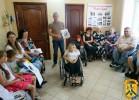 Міський голова зустрівся із членами міського товариства людей з інвалідністю