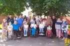 Міський голова вітав учасників міської інклюзивної спартакіади, присвяченої Дню родини