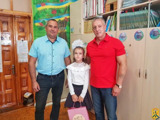 Перший дзвоник пролунав у школах Первомайської громади!