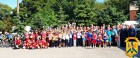 11 вересня 2021 року в місті Первомайську пройшов ряд масових фізкультурних та спортивних заходів присвячених Дню фізкультури і спорту