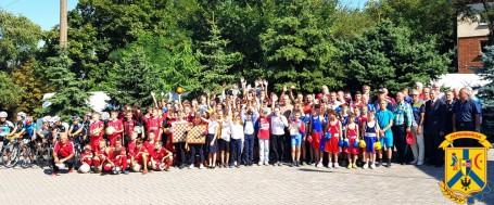 75-річчя заснування Первомайської дитячо-юнацької спортивної школи імені Віктора Тофана
