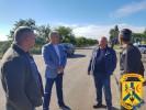 27 вересня 2021 року стартували роботи з капітального ремонту дорожнього покриття по вулиці Кам'яномостівський